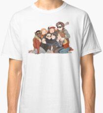 Camiseta clásica gran abrazo