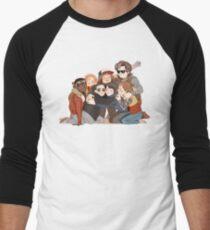 big hug Men's Baseball ¾ T-Shirt