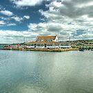 West Bay by John Edwards