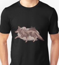 Nordkalifornien Slim Fit T-Shirt