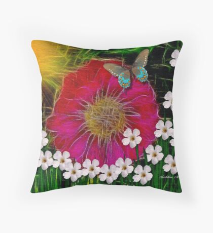 ~ FALLEN ZENIA ~ Throw Pillow