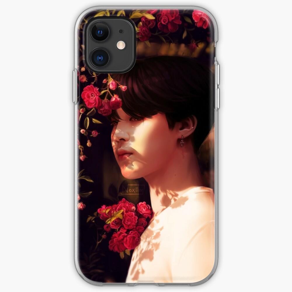 """""""Als du mich angerufen hast, bin ich deine Blume geworden."""" iPhone-Hülle & Cover"""