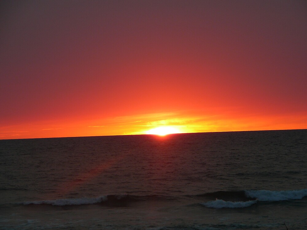 OBX Sunrise by Sharonk613