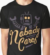 Nobody Cares Graphic T-Shirt