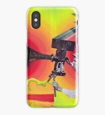 Psychotic Specticals. iPhone Case
