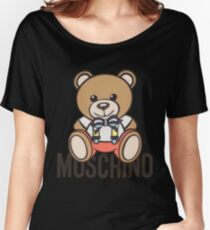 c4dffe1a2da2 Moschino Women's T-Shirts & Tops | Redbubble