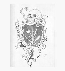 Coat of arms 3 Photographic Print