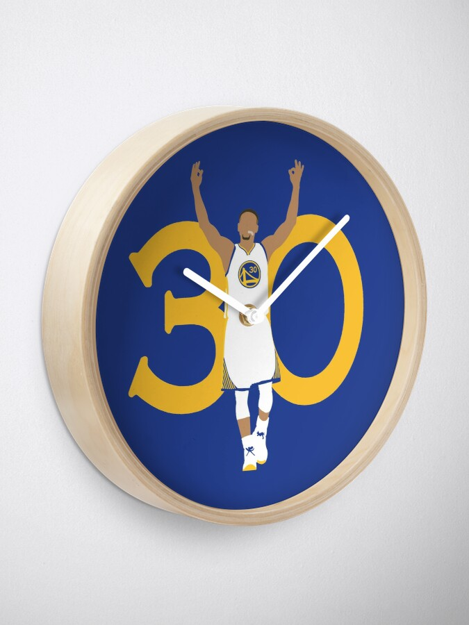 Alternate view of 30 splash 1 Clock