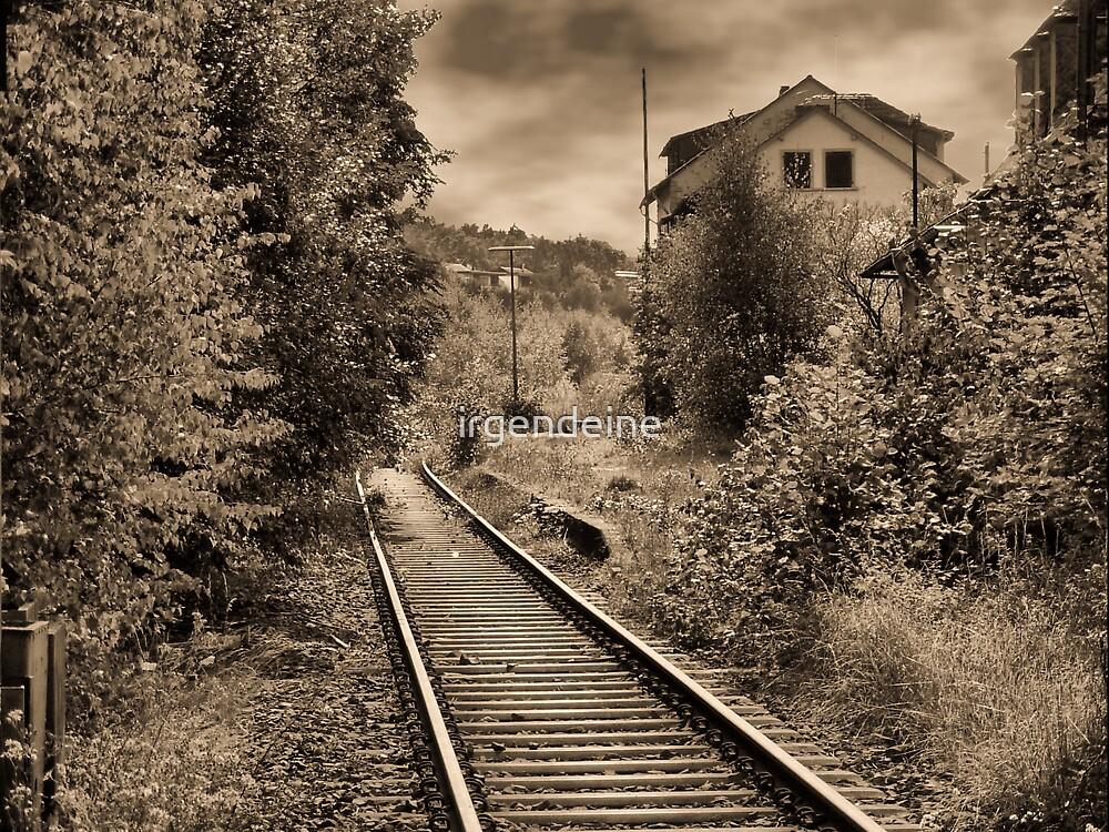 Dead Railway II by irgendeine