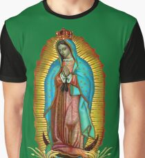 Our Lady of Guadalupe Virgin Mary 07 Graphic T-Shirt