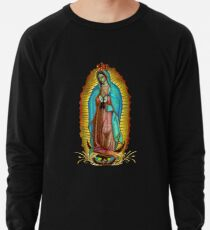 Our Lady of Guadalupe Virgin Mary 07 Lightweight Sweatshirt