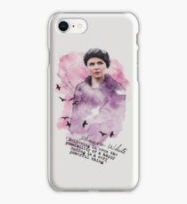Mary Margaret;  iPhone Case/Skin
