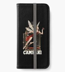 Campari iPhone Wallet/Case/Skin