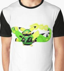 Pikachu-Lloyd Graphic T-Shirt
