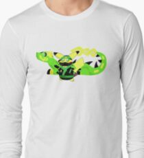Pikachu-Lloyd Long Sleeve T-Shirt