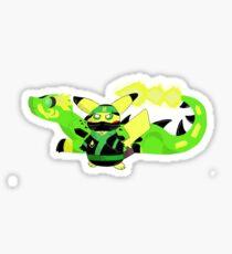 Pikachu-Lloyd Sticker