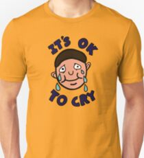 IT'S OK TO CRY - DARIA Unisex T-Shirt