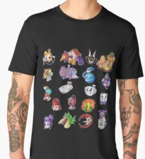 Cuphead Men's Premium T-Shirt