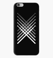 Fading Percussion Drum Sticks iPhone Case