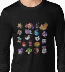 Cuphead Long Sleeve T-Shirt