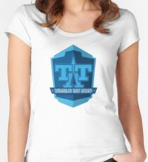 Tomorrowland Transit Authority - Peoplemover Women's Fitted Scoop T-Shirt