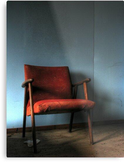 'The chair' by Petri Volanen