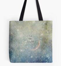 sei das Licht Tote Bag
