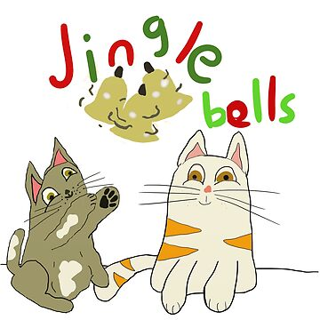 jingle bell kitties by Valiante