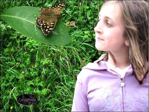 Butterfly. by LucyAnnx