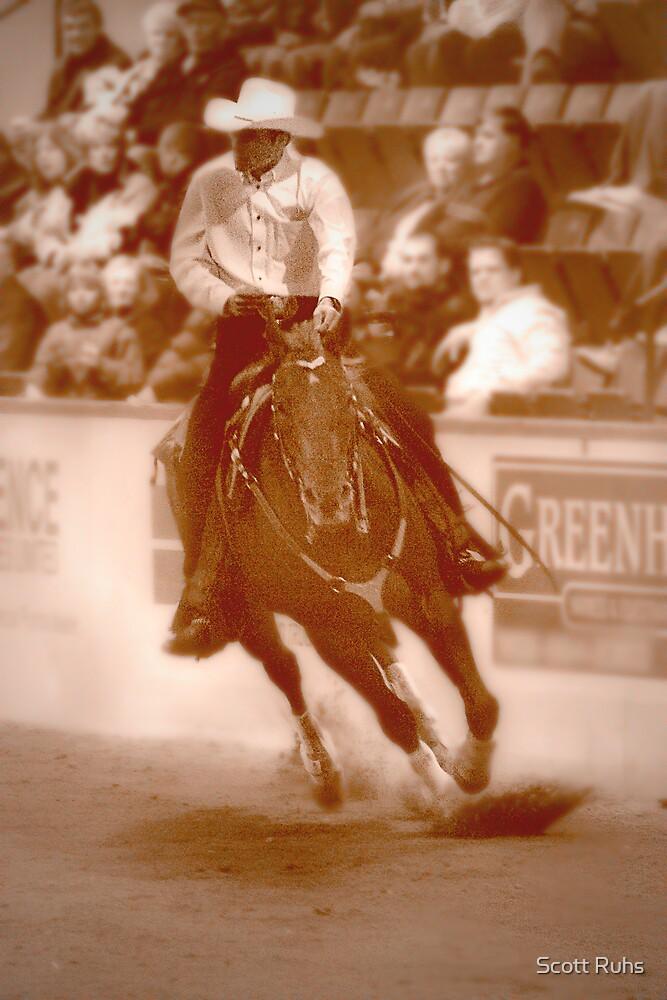 Ride 'Em Cowboy by Scott Ruhs