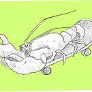 Lobstah by Chandler Bolin