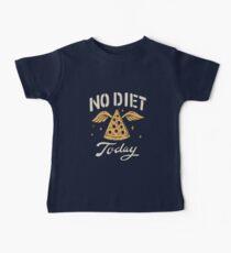 No Diet Today Baby Tee