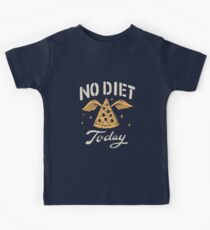 No Diet Today Kids Tee