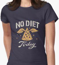 Camiseta entallada para mujer Sin Dieta Hoy
