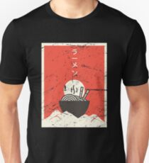 Vintage Japanese Anime Ramen Unisex T-Shirt