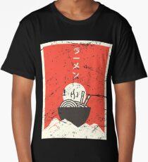 Vintage Japanese Anime Ramen Long T-Shirt