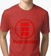 Everybody Logic Tri-blend T-Shirt