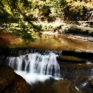 A Small Waterfalls by BigD