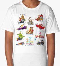 Wacky Races Long T-Shirt