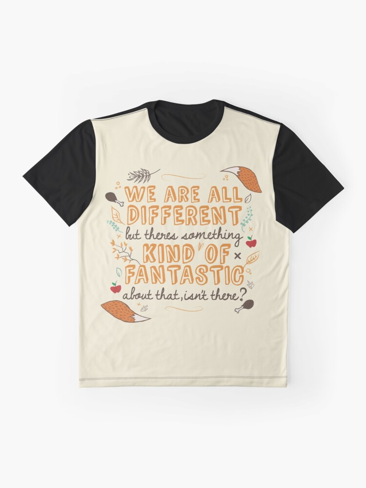 Alternate view of We Are Fantastic Graphic T-Shirt