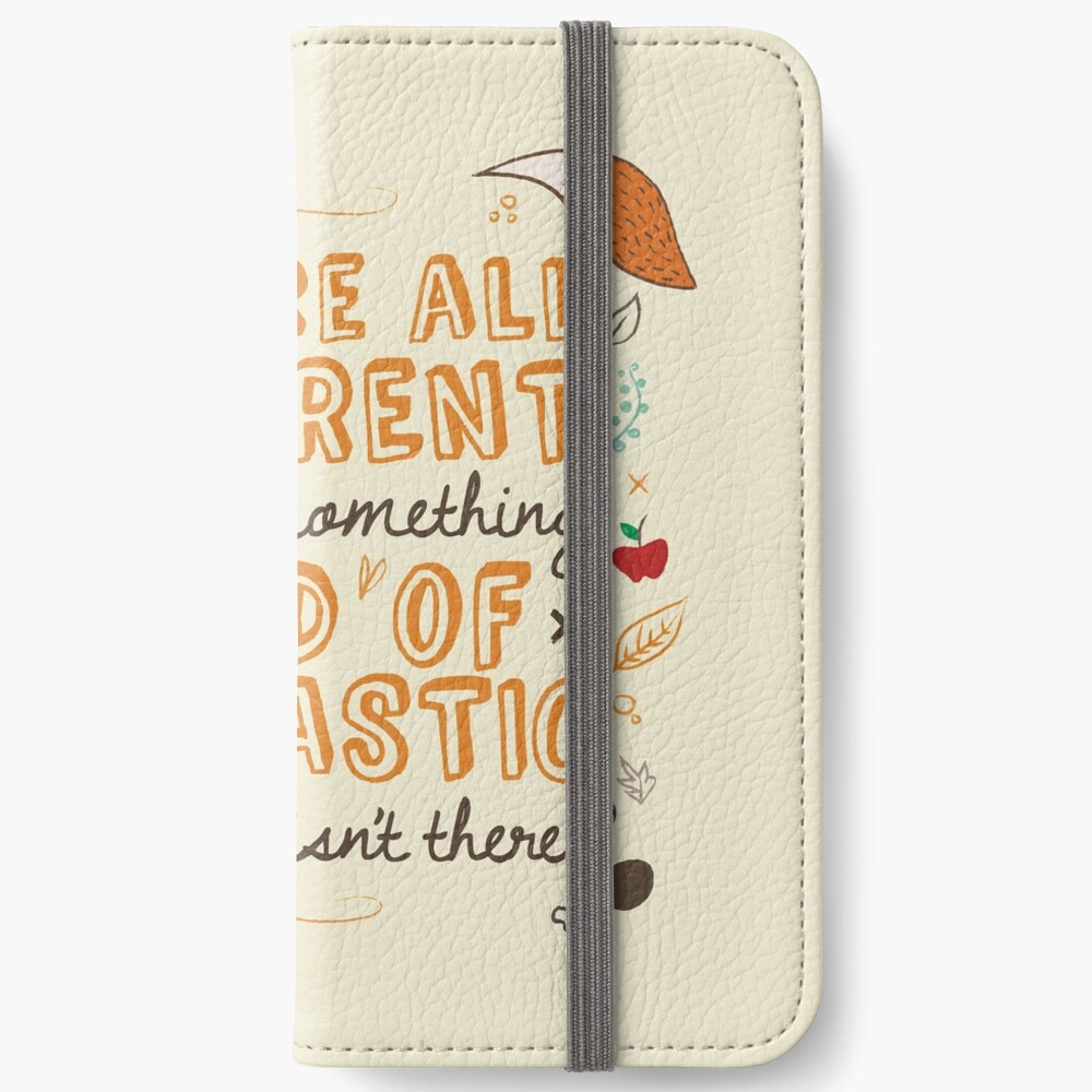 We Are Fantastic iPhone Wallet