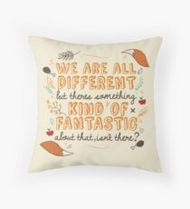 We Are Fantastic Floor Pillow