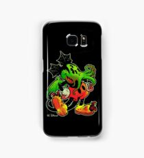 MICKHULHU MOUSE (color) Samsung Galaxy Case/Skin