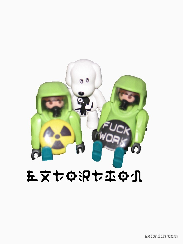 extortion - f*ck work by extortion-com