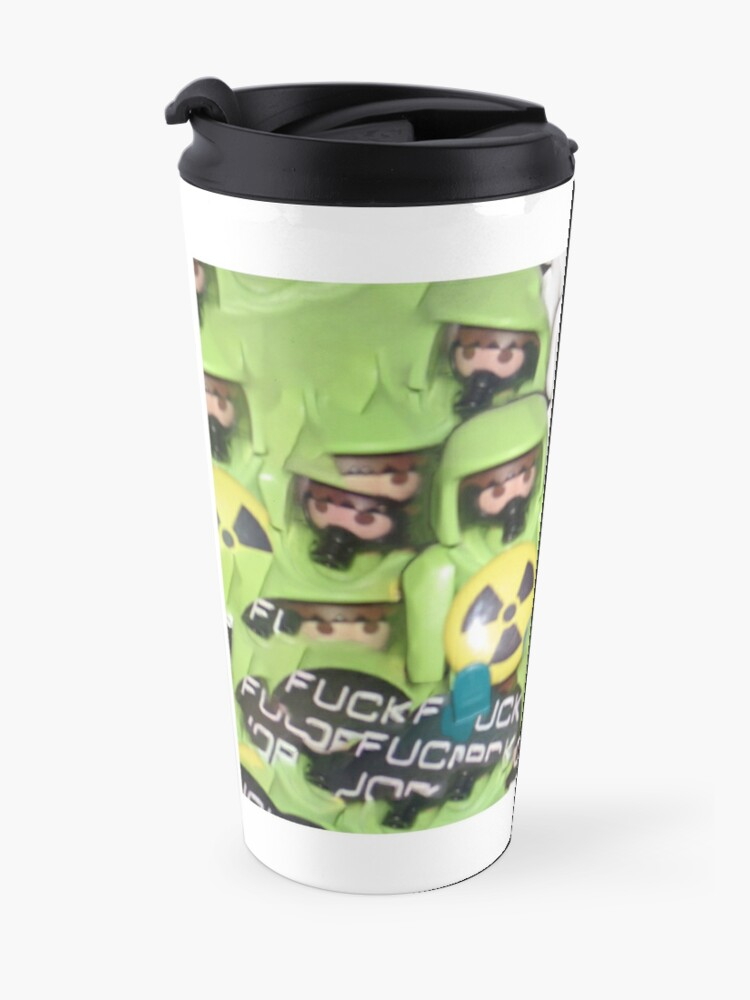 Alternate view of mutant Travel Mug