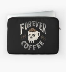 Forever Coffee Laptop Sleeve