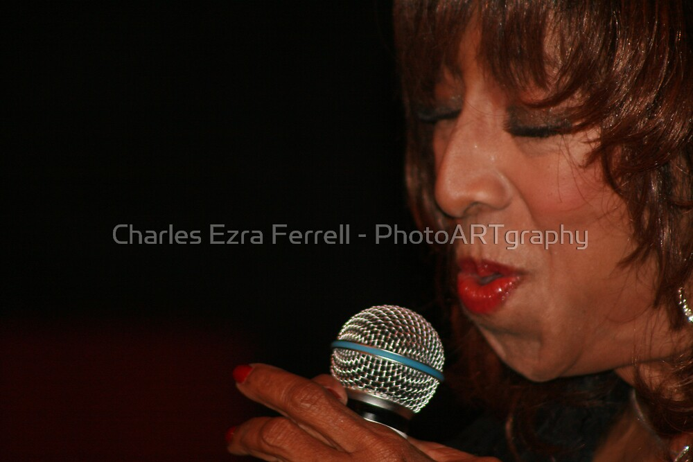 Jean Carne - Takin' Requests by Charles Ezra Ferrell - PhotoARTgraphy