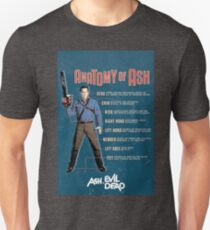 The Anatomy of Ash T-Shirt
