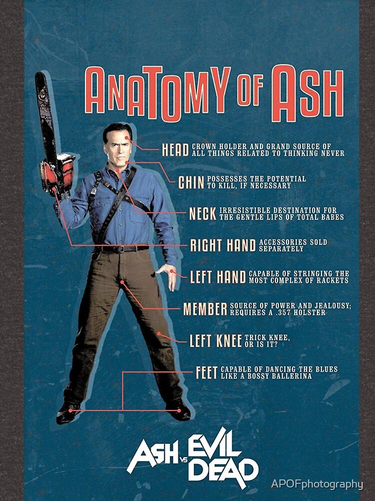 Die Anatomie der Asche von APOFphotography