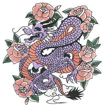 Dragon Flower by musicdjc